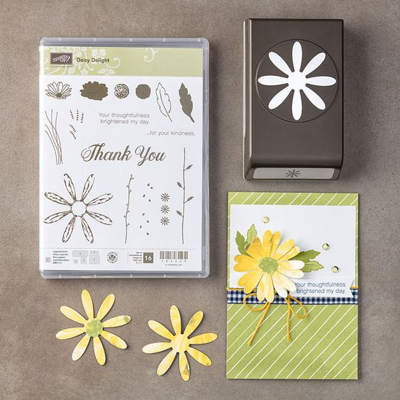 Daisy Delight from Stampin' Up!