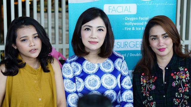 review fat freeze untuk mengecilkan perut pasca melahirkan di youth beauty clinic