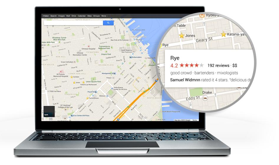 Google Maps滿10歲!你還記得最初的Google Maps長什麼樣子嗎?