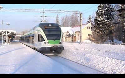 FLIRT,  Junakalusto Oy Helsinki