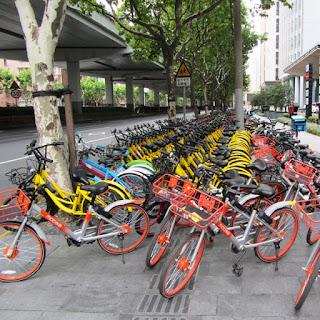 Mobike, Ofo ou Youon : les startups chinoises qui révolutionnent le vélopartage