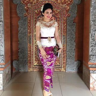 Kebaya Bali Modern
