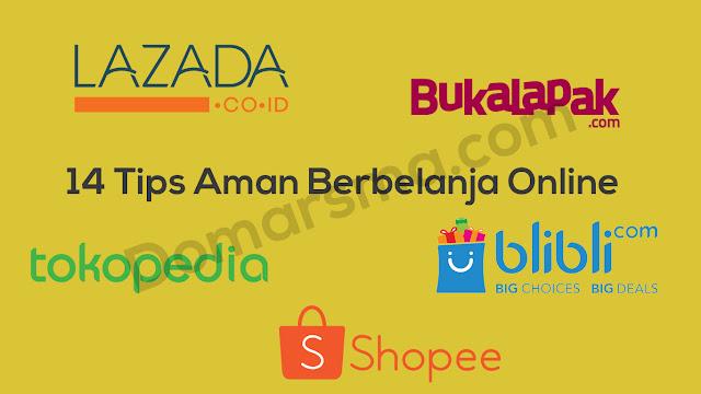14 Tips Aman Berbelanja Online dari Para Ahli