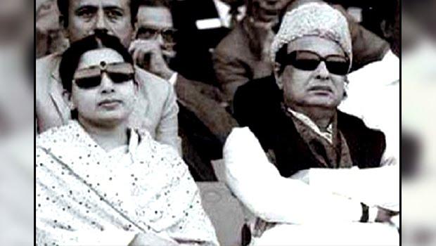 சொா்க்கத்தில் எம்.ஜி. ஆா். ….! ஜெயலலிதா சந்தித்தால்….?! என்ன பேசியிருப்பாங்க…!!! இதுதோ பாருங்க…