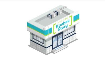 Download Game Konbini Story Mod v3.06 Apk Terbaru