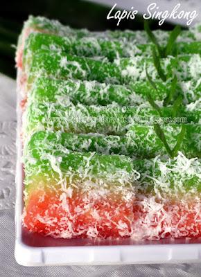 Resep kue dari singkong