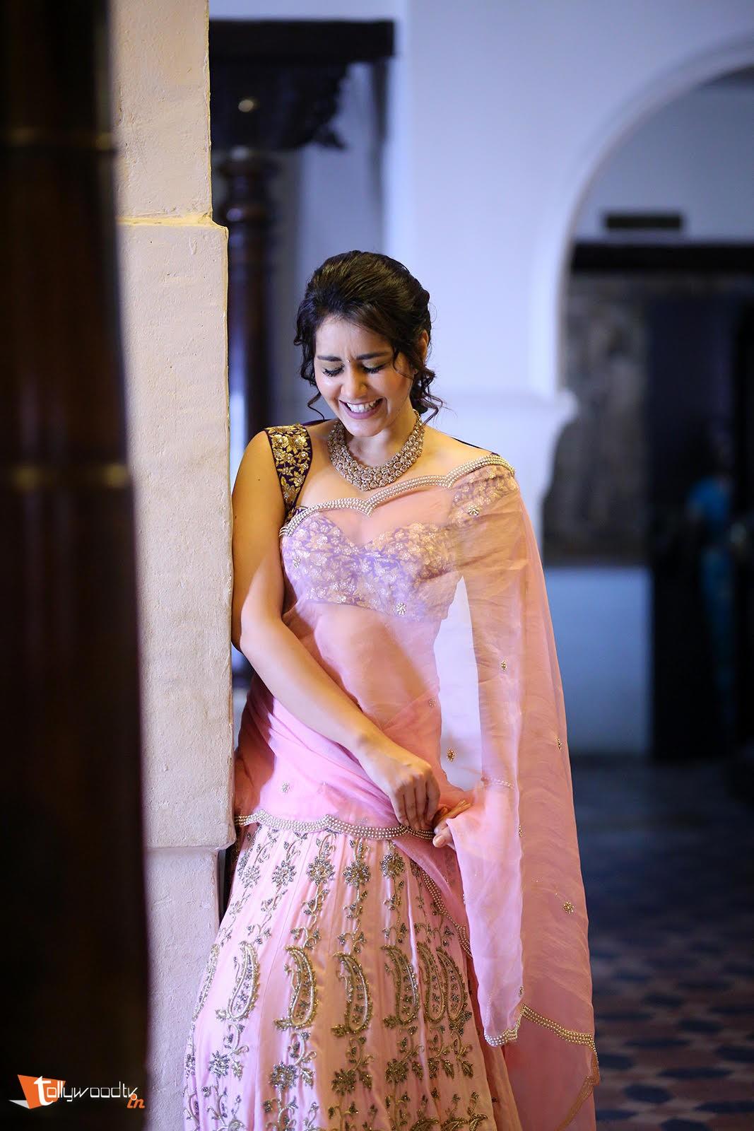 Raashi Khanna Pongal Photoshoot-HQ-Photo-11