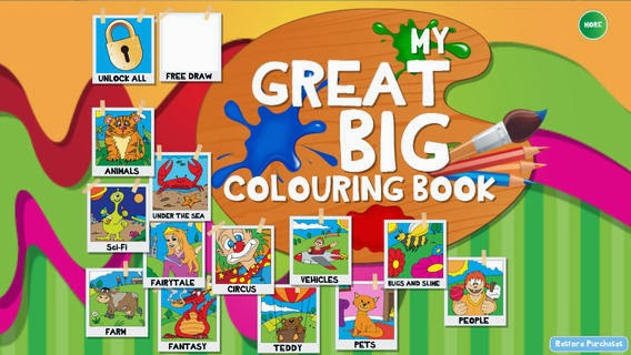 -GAME-Il mio grande libro da colorare