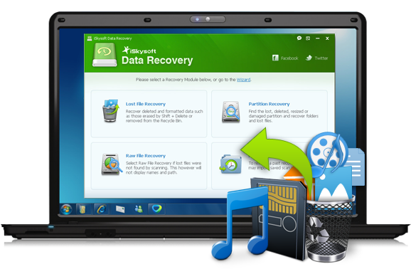 SiarSceal: iSkysoft Data Recovery   Serial Key DOWNLOAD