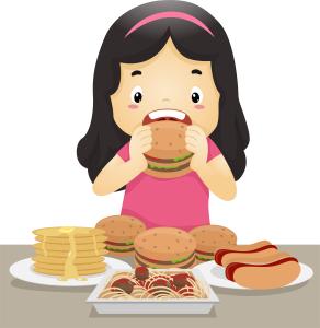Tips Kurus Semasa Makan Kenduri