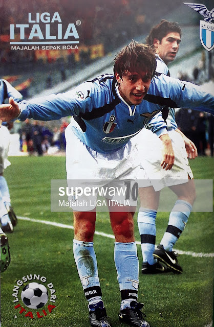 PIN UP HERNAN CRESPO (LAZIO)