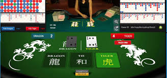 Taruhan Casino Dragon Tiger