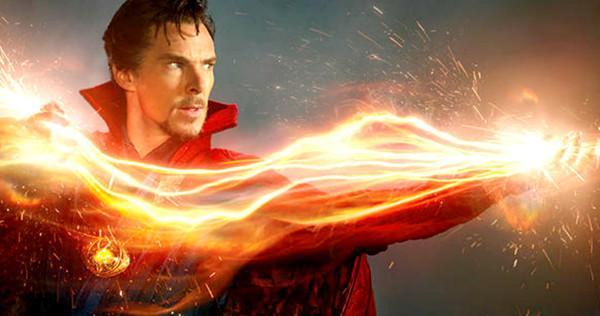 Marvel revela el primer tráiler de Doctor Strange