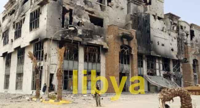 Seruan Perdamaian di Libya