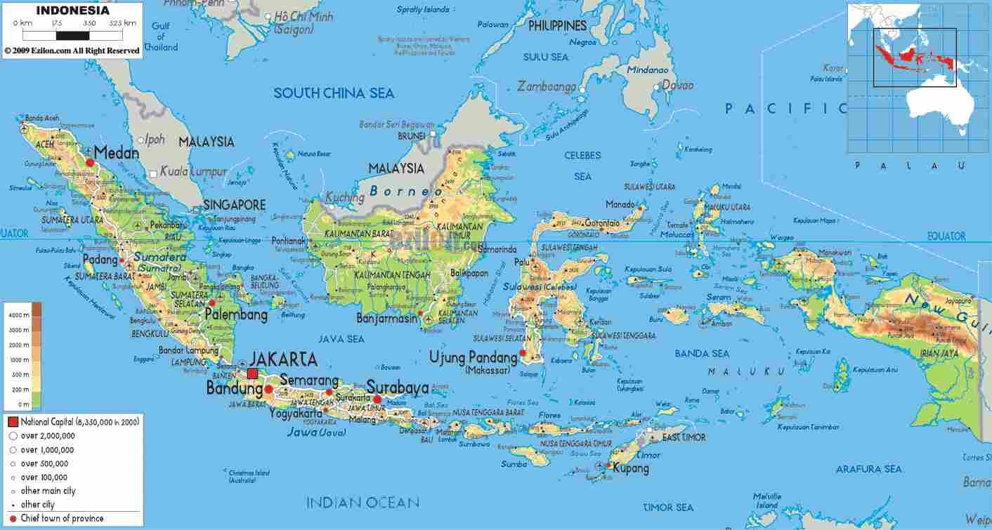 Pengertian Peta Jenisnya Disertai Gambar Habibullah Al Faruq Benua Indonesia