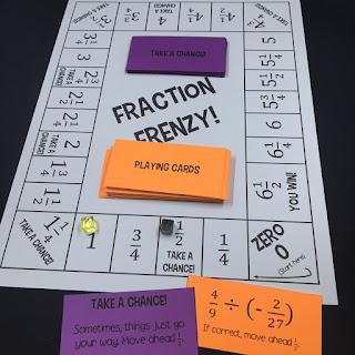 https://www.teacherspayteachers.com/Product/Fractions-and-Decimals-Board-Game-Bundle-Negative-Number-Edition-3439767