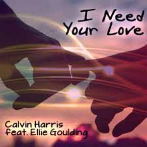 Download MP3 CALVIN HARRIS feat ELLIE GOULDING - I Need Your Love