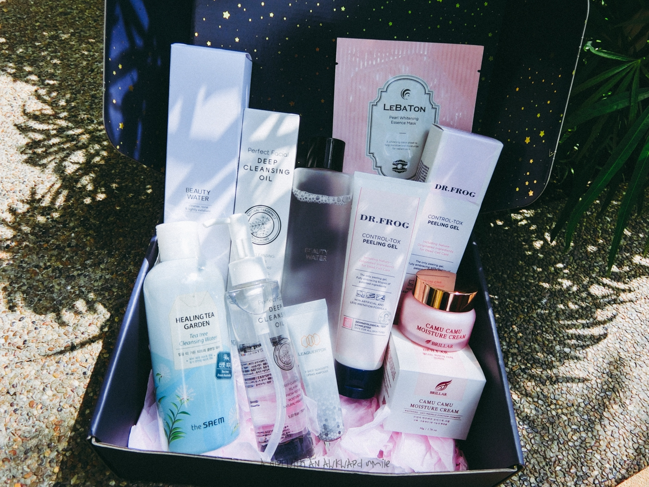 [UNBOXING] ALTHEA KOREA BOX : 7 STEP KOREAN SKINCARE BOX