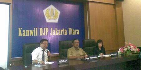 Alamat & Nomor Telepon Call Center Kantor Pajak Jakarta Utara