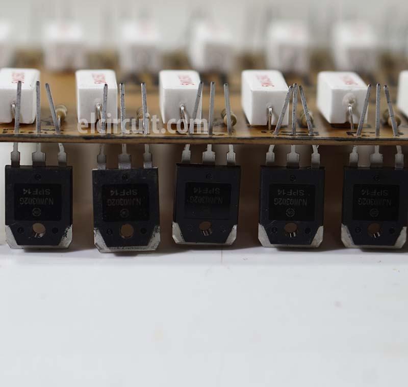Image Result For Transistor Sanken Vs Toshiba