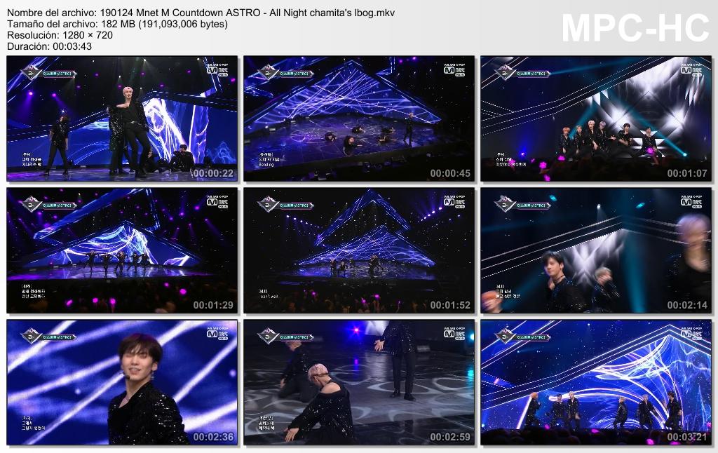 Chamita K-POP Live Performance Download: 190124 Mnet M