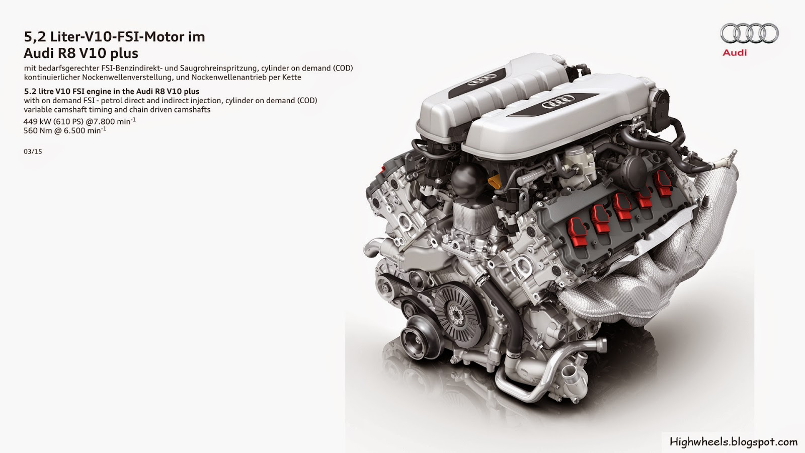 audi r8 spyder engine diagram