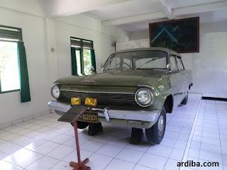 Museum Pusat TNI AD Dharma Wiratama Yogyakarta