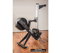 Xebex Air Rower fold-up frame