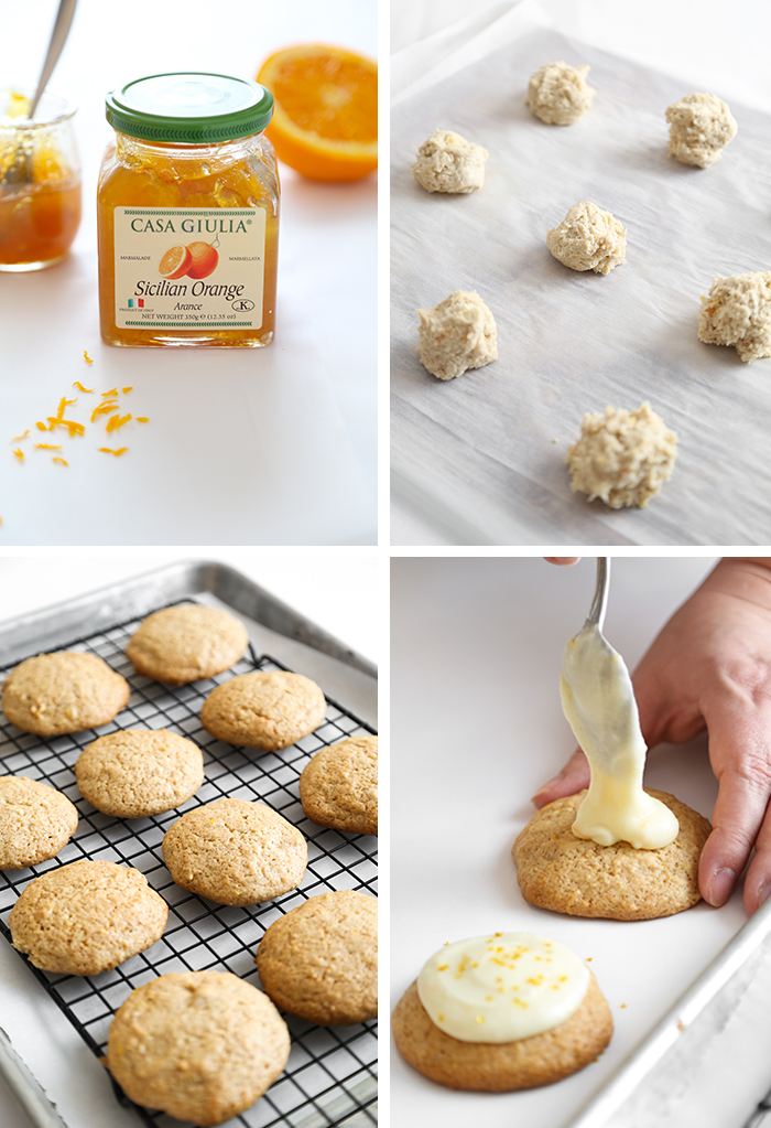 Orange Marmalade Spice Cookies Sprinkle Bakes