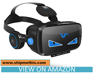 VR Headset iPhone 7 Plus, 6, 5 by VOX+ Review