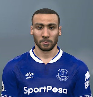 PES 2017 Faces Cenk Tosun by ABW_FaceEdit