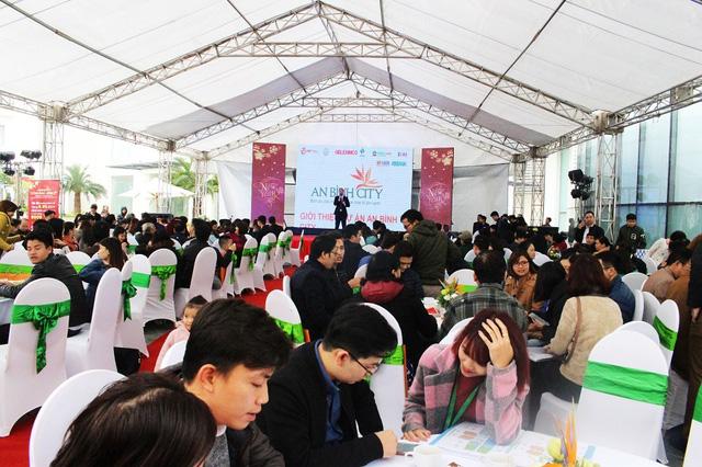 Lễ mở bán An Bình City
