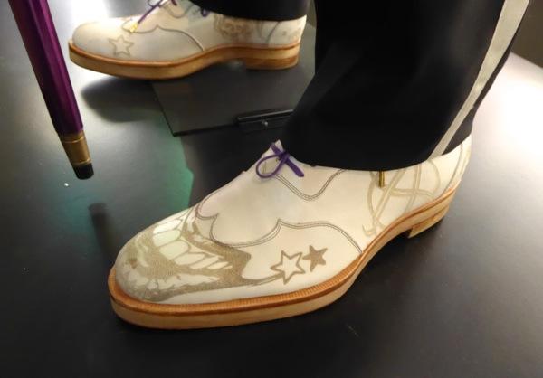 Joker costume shoes Suicide Squad