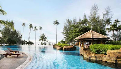 Bintan Island, The Icon of Riau, Bintan island, the treasure for the tourist who love beach, resort, surfing, relaxing, spa, and have culinare in one place. A spectacular place with low price to have your vacation.