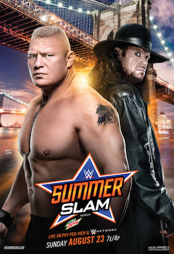 WWE SummerSlam 2015 Full Episode Download