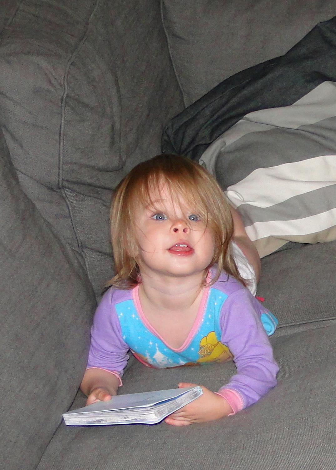 Britt is 18 Months Old!