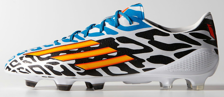 Adidas Adizero Messi 2014 World Cup Battle Pack Boot Released Footy Headlines