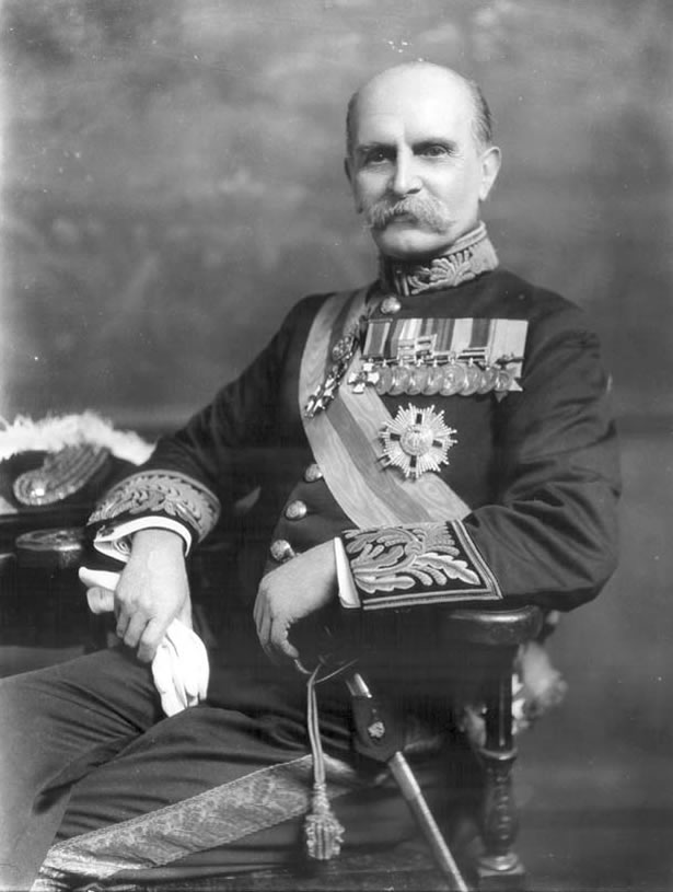Frederick Lugard, Baron of Abinger