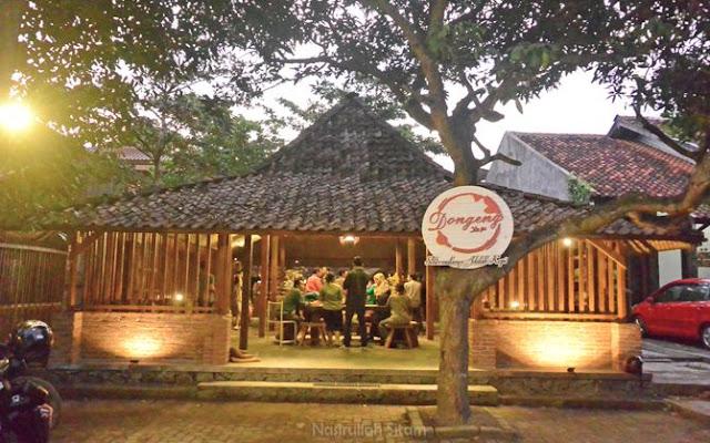 Kedai Dongeng Kopi Yogyakarta