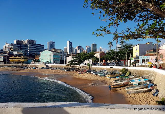 Praia do Rio Vermelho, Salvador