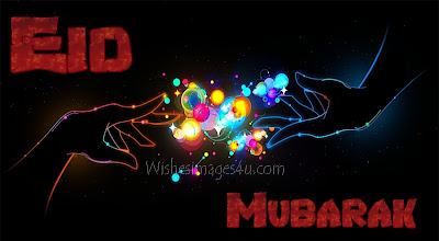Eid Mubarak Love Wishes Images 2018