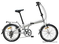 Sepeda Lipat Wimcycle Pocket Rocket 7 Speed 20 Inci