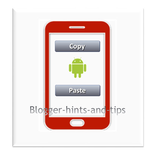 How to copy and paste a website address on an Android smartphone - address to phone