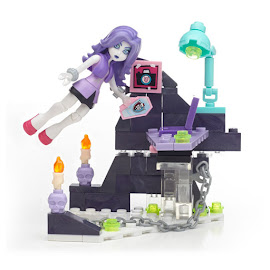 MH Ghostly Gossip Column Spectra Vondergeist Mega Blocks Figure