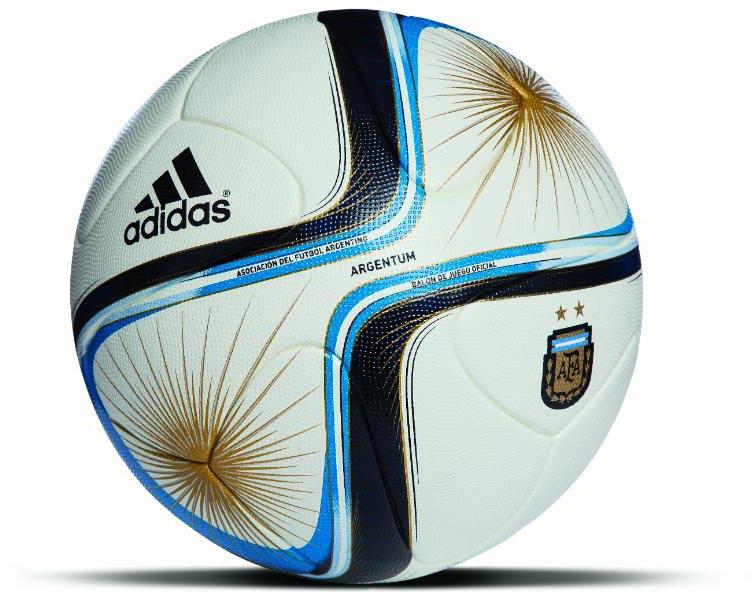 Adidas Argentum 2015 Argentina Primera División Ball ... Official Argentina Flag