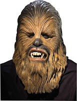 MASCA STAR WARS CHEWBACCA