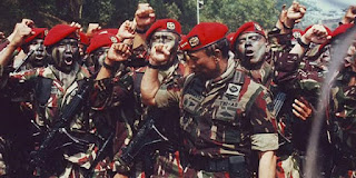 "Peristiwa 1958, Kisah Pasukan RPKAD Bertempur ""Habisi"" Teman Sendiri yang Membelot"
