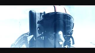 """""""Parecía ser consciente de que estábamos allí"""". Mujer piloto del Nimitz aparece en """"Unidentified"""""""