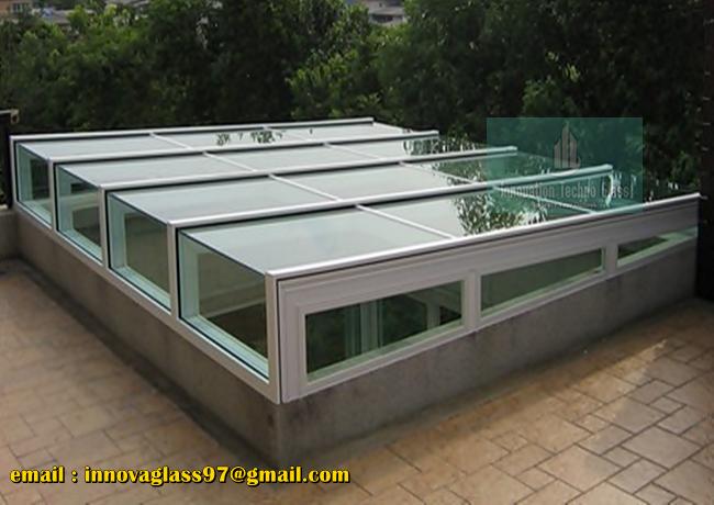 Harga Atap Kaca Skylight Modern