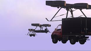 Arma3の無人輸送機UCSVアドオン